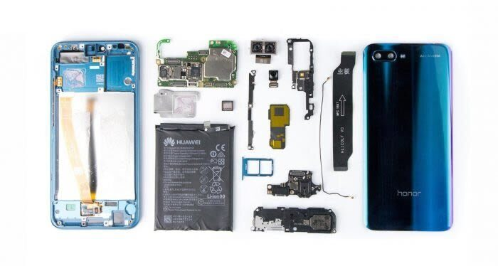 Honor-10-Teardown-23-servicemaster